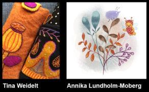 Tina Weidelt & Annika Lundholm-Moberg